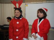 クリスマス会&年末_e0138299_1144287.jpg