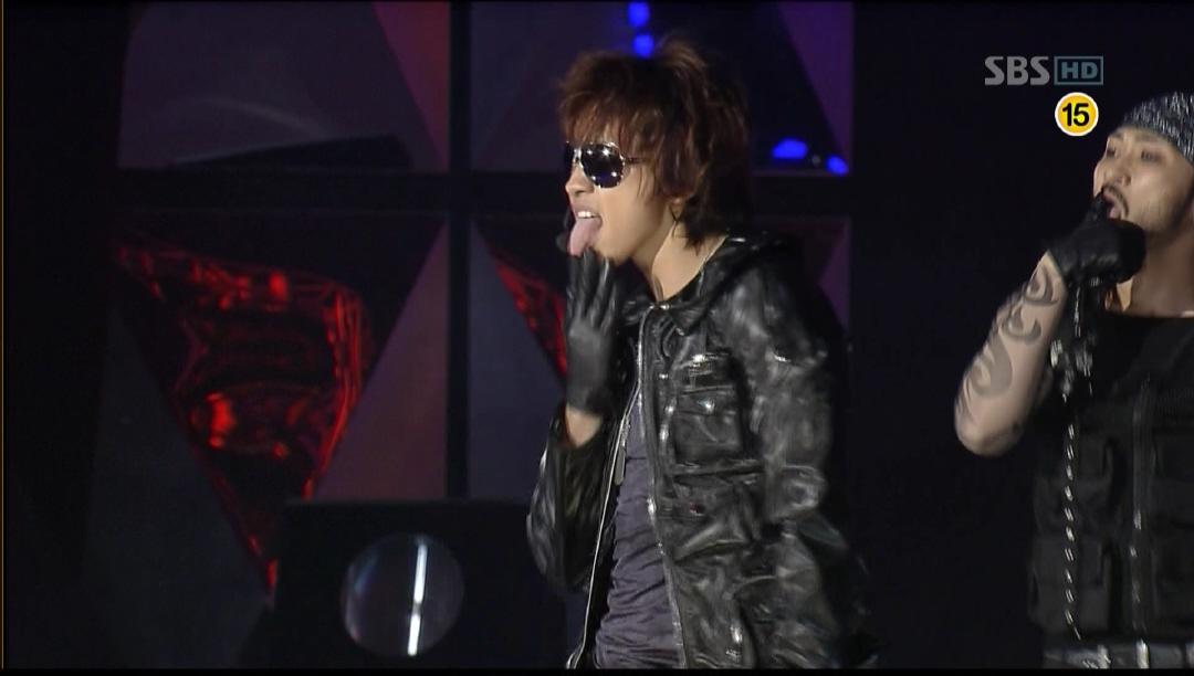 SBS歌謡大賞_c0047605_1616282.jpg