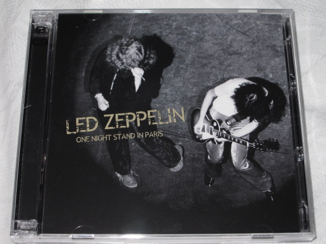 LED ZEPPELIN / ONE NIGHT STAND IN PARIS_b0042308_20392599.jpg