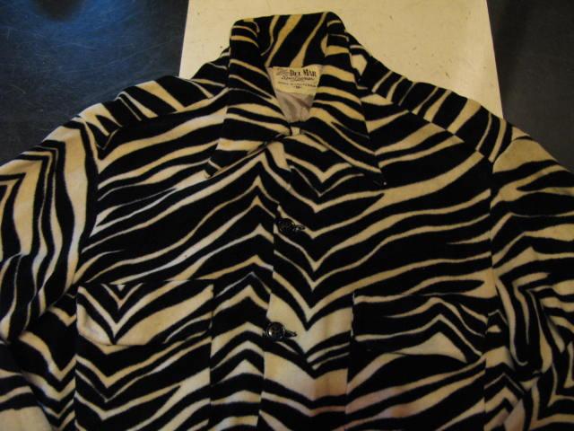 1月2日入荷!50\'S DELMAR Zebra 柄 シャツ!_c0144020_13435478.jpg