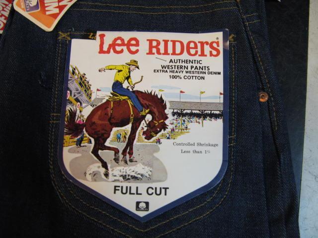 Lee #200 ロデオフラッシャー デッドストック 入荷しています!_c0144020_19195767.jpg