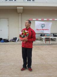 中野コーチ お世話になりました。_b0074547_2327501.jpg