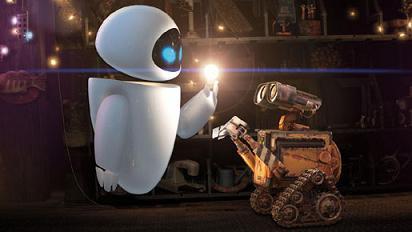 【映画】WALL・E_d0057574_1027713.jpg