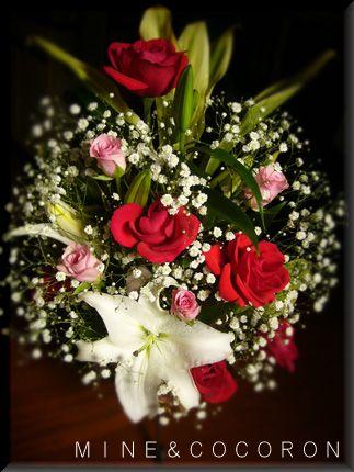 花にかこまれて~♪_a0053987_23172012.jpg