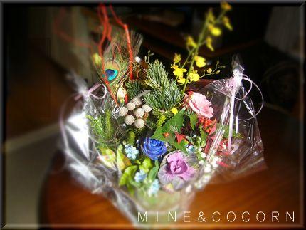 花にかこまれて~♪_a0053987_23193573.jpg