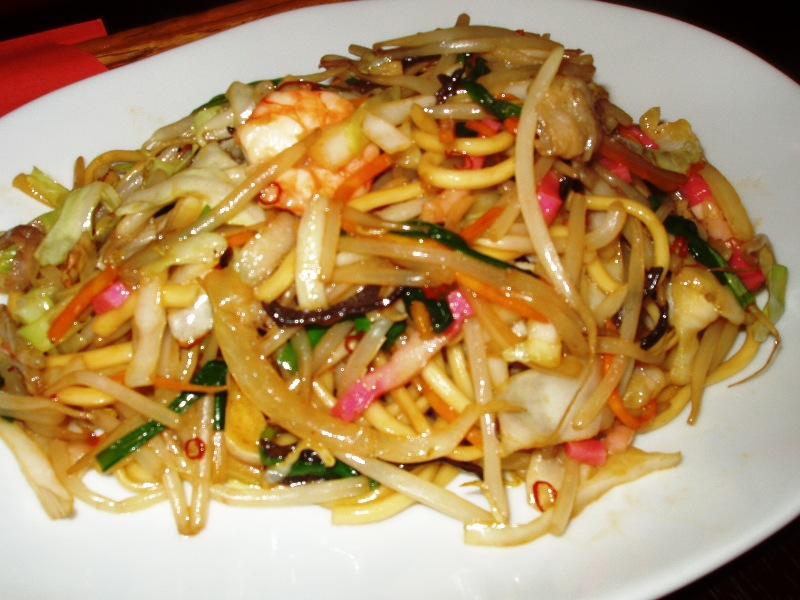 中国料理 はちの家_f0142735_9352551.jpg