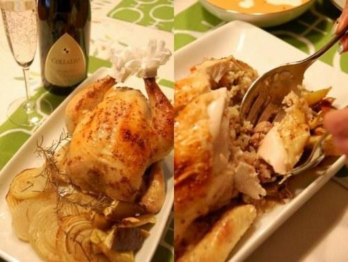 クリスマスイブ&クリスマス料理_c0184265_0221760.jpg