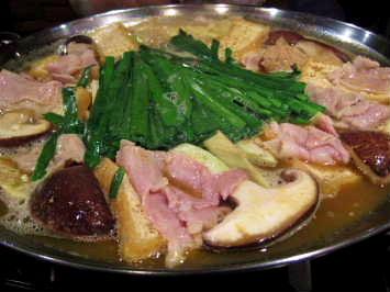 荒木町 ちゃんこ料理 『心山』_d0022799_22594262.jpg