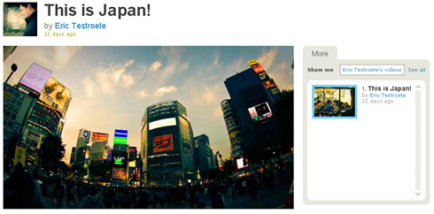 This is Japan!