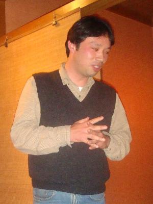2008年忘年会 _c0191808_1964164.jpg