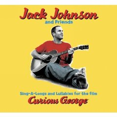 Jack Johnson 「Curious George」(2006)_c0048418_21145275.jpg