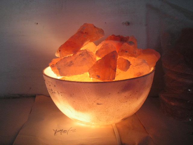 岩塩ランプ_c0190938_19184997.jpg