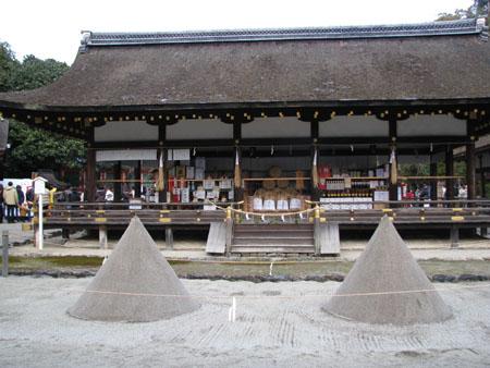 初詣 上賀茂神社_e0048413_014223.jpg