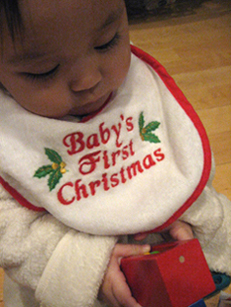 baby\'s first christmas_f0179528_14545449.jpg