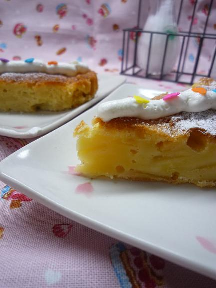 2種類のりんごケーキ♪_f0193555_1094343.jpg