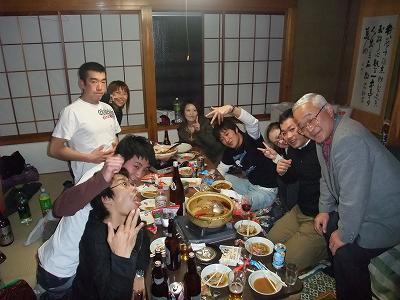 大五郎中学校陸上部集合_b0092684_20175197.jpg