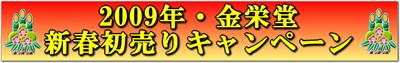 2009新春初売りキャンペーン開幕!_c0003493_917475.jpg