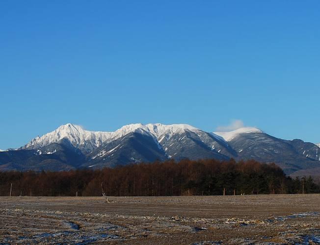 恒例正月登山1 南八ヶ岳-赤獄神社初詣_c0177814_13203678.jpg