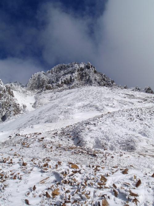 恒例正月登山1 南八ヶ岳-赤獄神社初詣_c0177814_14184388.jpg
