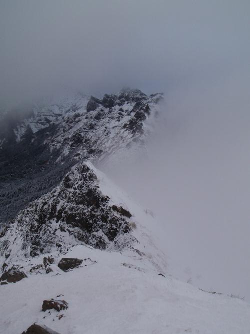 恒例正月登山1 南八ヶ岳-赤獄神社初詣_c0177814_1418597.jpg