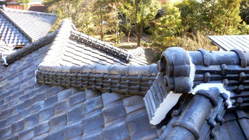 2009 お正月 屋根修理_f0060424_17443785.jpg