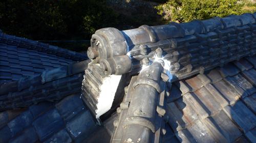 2009 お正月 屋根修理_f0060424_1745353.jpg