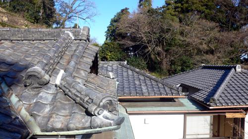 2009 お正月 屋根修理_f0060424_1746514.jpg
