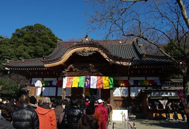 深大寺初詣  東京_b0112443_19443854.jpg