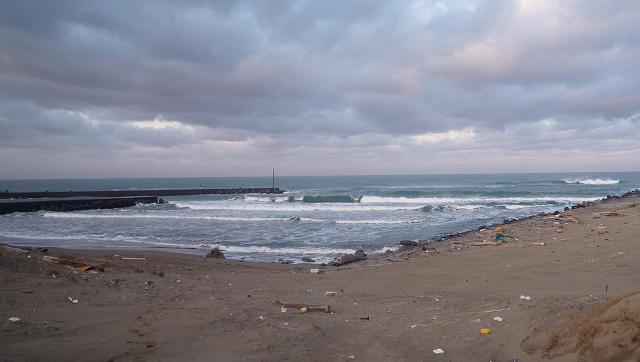 海1月4日(日)AM7:30_b0112351_1795260.jpg