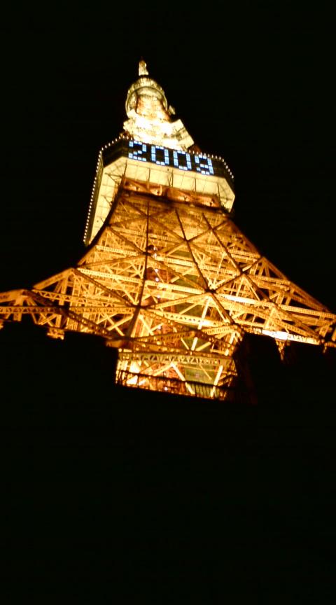 東京タワー_e0075673_195135.jpg