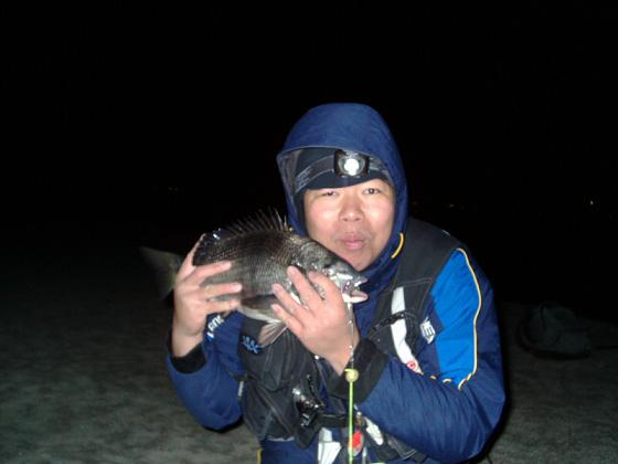 ★2009年RFC初・夜釣り★_e0147297_14501030.jpg