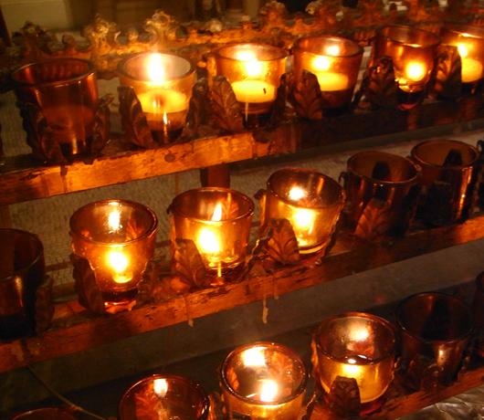 セント・パトリック大聖堂で初詣_b0007805_11444658.jpg
