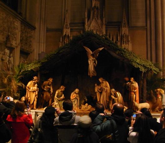 セント・パトリック大聖堂で初詣_b0007805_11451441.jpg