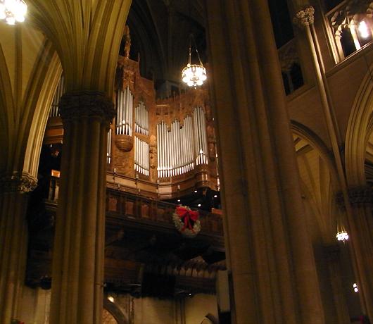 セント・パトリック大聖堂で初詣_b0007805_11453464.jpg