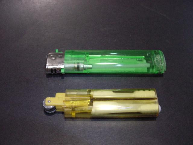 ガス無しライターで綿棒に着火_f0113727_520858.jpg