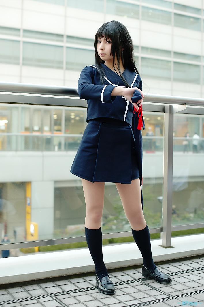神田 翠 さん[Midori.Kanda] 2008/12/30 TFT (Ariake TFT Building)_f0130741_0121286.jpg