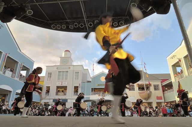 「琉球国祭り太鼓・・・」_d0019260_17252619.jpg