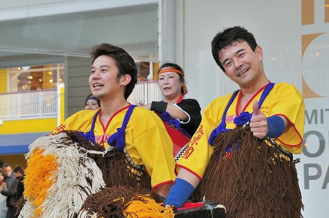 「琉球国祭り太鼓・・・」_d0019260_17263783.jpg