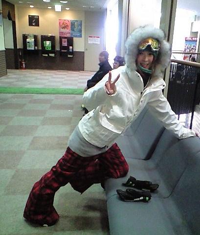 北海道 初滑り~@手稲ハイランド_c0151965_23114378.jpg