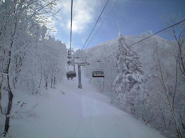 北海道 初滑り~@手稲ハイランド_c0151965_23123741.jpg