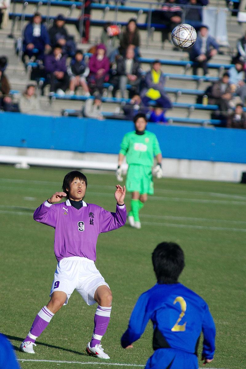 第87回 全国高校サッカー選手権大会 3回戦_f0007684_94935.jpg