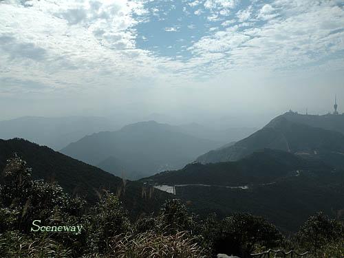 深セン 2009年初登山(梧桐山)と写真_b0075737_23223919.jpg