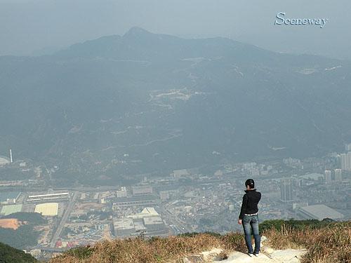 深セン 2009年初登山(梧桐山)と写真_b0075737_2322531.jpg