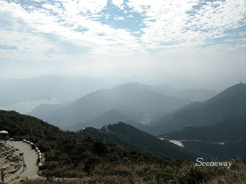深セン 2009年初登山(梧桐山)と写真_b0075737_2323419.jpg