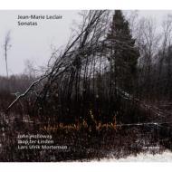 Leclair: Violin Sonatas Book3 Op.5 #1,3,4,7,8@Holloway, Linden, Mortensen_c0146875_9324615.jpg