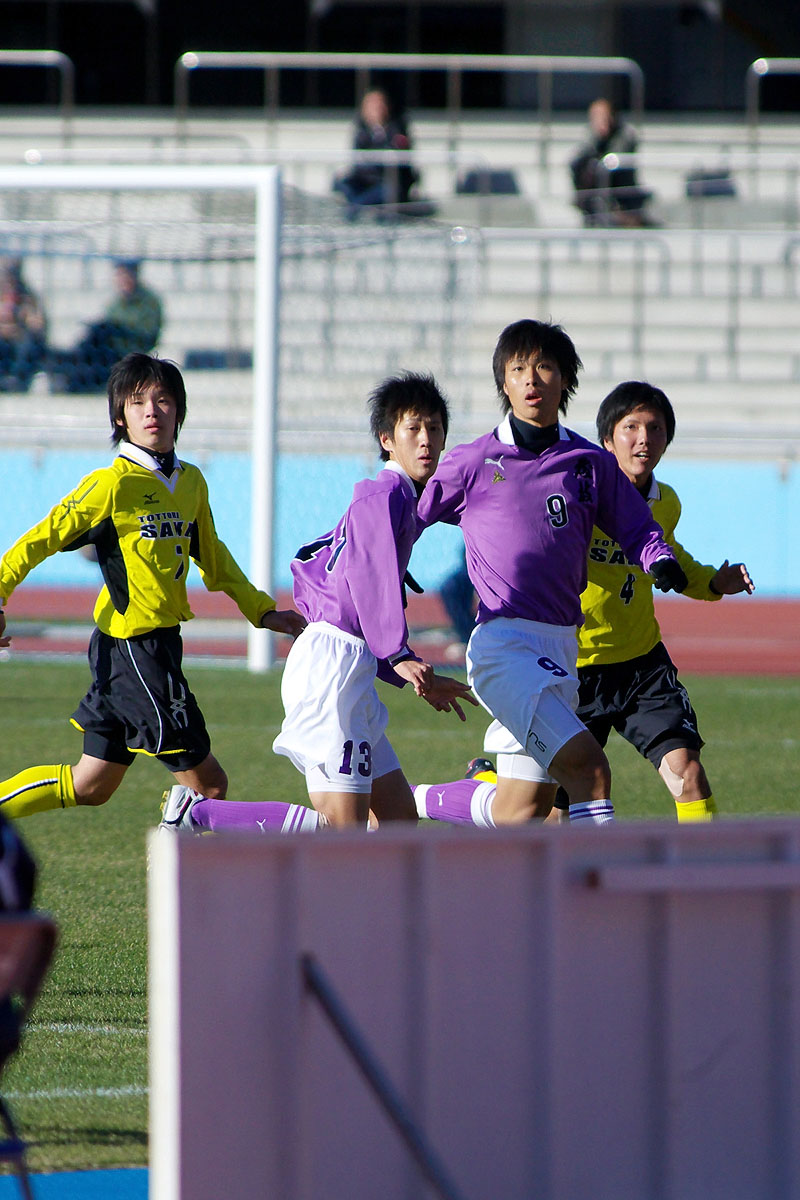 第87回 全国高校サッカー選手権大会 2回戦_f0007684_12355493.jpg
