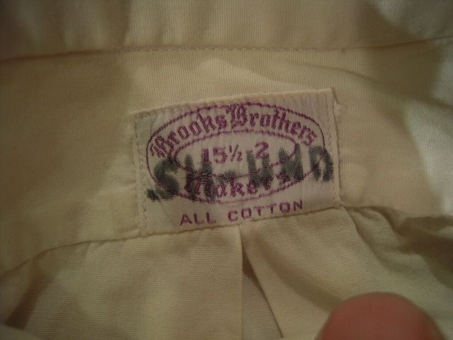 OLD  BROOKS BROTHERS★_d0121303_13564081.jpg