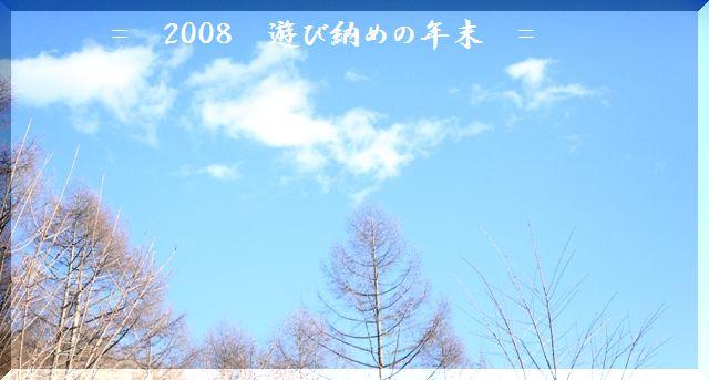 2008 師走 kenchan亭ワンワン合宿 その①_c0134862_2243491.jpg