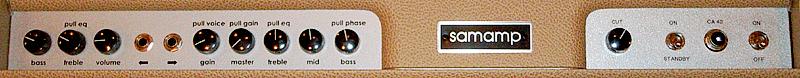 British Tan色の「samamp CA 40 & Cabinets」が初入荷!_e0053731_18271670.jpg