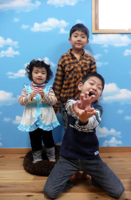 正月の子供たち!_f0150893_18162534.jpg